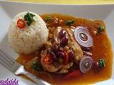 Mexické pikantní kuře recept