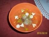 Polévkové knedlíčky z drůbežích žaludků recept