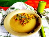 Bramborovo  cuketová polévka recept