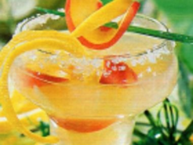 Grapefruitový koktejl