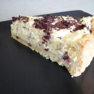 Křehký koláč s tvarohovou náplní recept