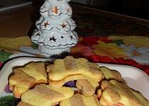 Dvoubarevné sušenky recept