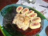 Plněné bramborové knedlíky recept