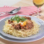 Milánské špagety recept