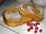 Francouské toasty s malinovou zavařeninou á la Natýsek recept ...