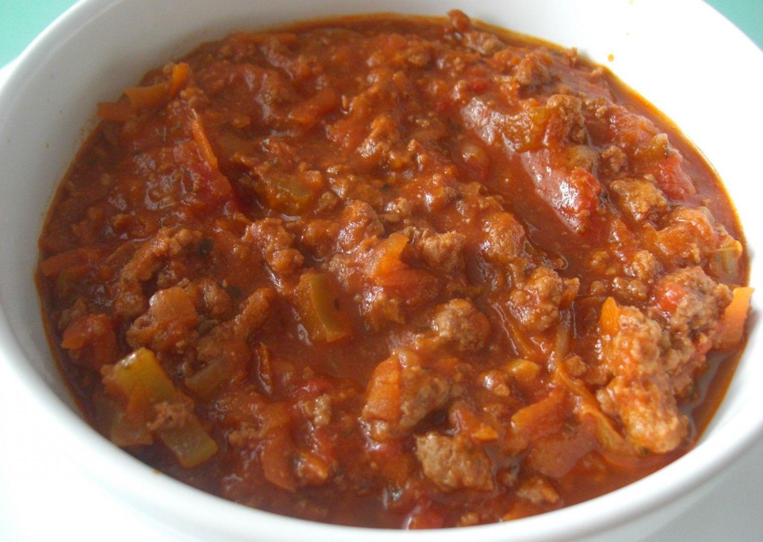 Boloňská omáčka (ragú alla bolognese) recept