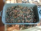 Domácí kandovaná dýně obarvená recept