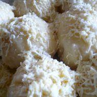 Borůvkové knedlíky recept