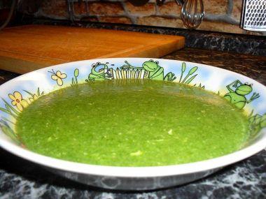 Recept Špenátová polévka