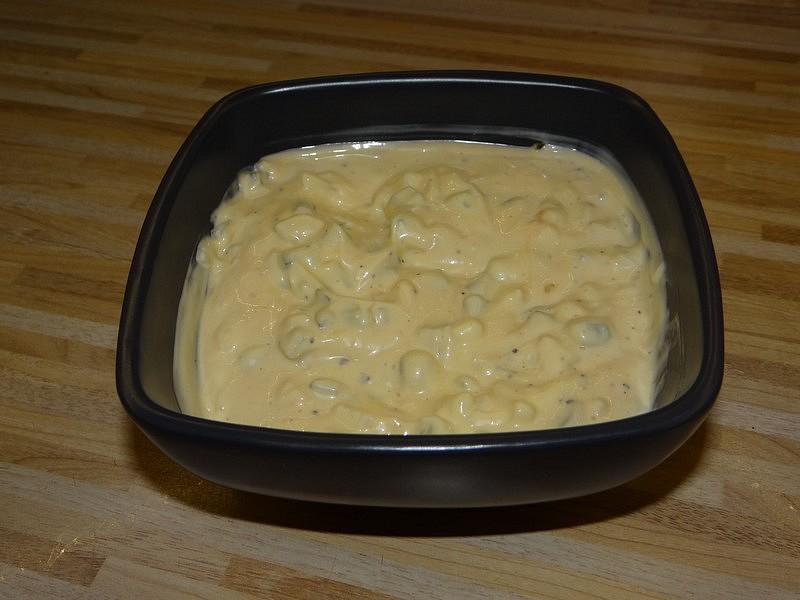 Domácí majonéza / tatarka recept