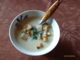 Smetanovosýrová česnečka recept
