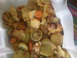 Pecena zelenina recept