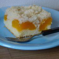 Jednoduchý meruňkový koláč recept