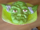 Dort star wars Yoda recept