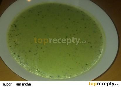 Brokolicový krém recept