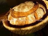 Černý pivní chleba recept