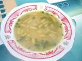 Fazolková polévka s jáhly recept