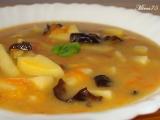 Bramborová polévka se švestkami pro nejmenší recept ...