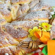 Velikonoční kynutý věnec recept
