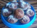 Perníkové muffinky s třešněmi recept