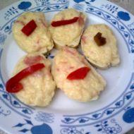 Teplé sýrové houstičky recept