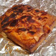 Grilované tofu s mandlovými plátky recept