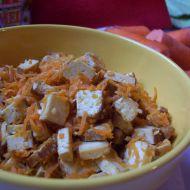 Marinované tofu s medem recept