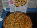 Jablkový koláč s pistáciemi recept
