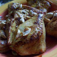 Kuřecí medailonky na kurkumě recept