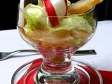 Ledový salát s uzeným pangasem a ředkvičkami recept ...