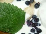Ovocné péřové knedlíky recept