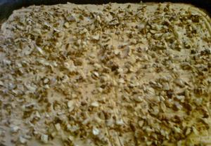Karamelové řezy od Gizky