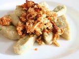 Bramborové nočky s rukolou, tofu a rajčatovým pestem recept ...