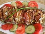 Roláda z čínského zelí plněná kuřecím masem recept