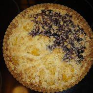Celozrnný koláč s ovocem recept