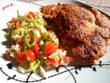 Krůtí řízek v balkánském těstíčku recept