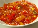 Omáčka z cukety a papriky recept