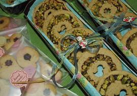 Linecké cukroví bez lepku a laktózy recept