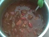 Pikantní gulášek recept