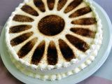 Kávový bezlepkový dort s rumem recept