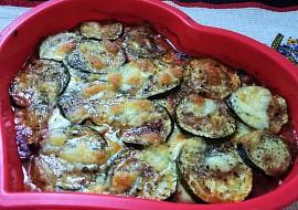Grilovaná cuketa zapečená s rajčaty a mozzarellou recept ...