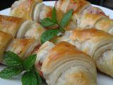 Listové (skoro) croissanty recept