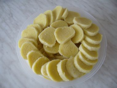 Domácí bramborový knedlíky