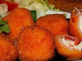 Mozzarelové kuličky v parmazánové strouhance recept ...