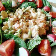 Kuřecí kari salát recept