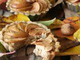 Celozrnné košíčky s ricottovou náplní s jablky a ořechy recept ...