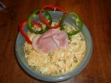 Vajíčková pomazánka i na chlebíčky recept