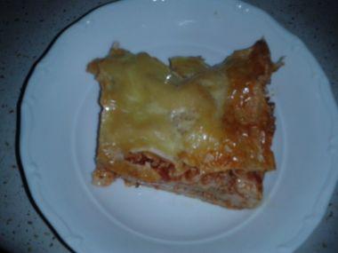 Zapečené těstoviny ala lasagne