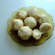 Rychlé knedlíky z brambor recept