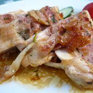 Plněná kuřecí roláda recept